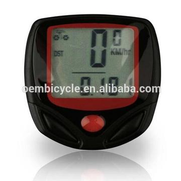 waterproof magnet sensor bicycle computer odometer
