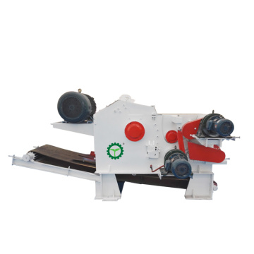 Electric Big Wood Crusher Chipper