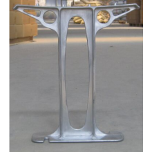Aluminum Alloy Die Castings for Park/Street Bench