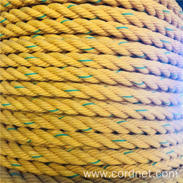 PE/PP Mono Twisted Ropes Are Floor Price