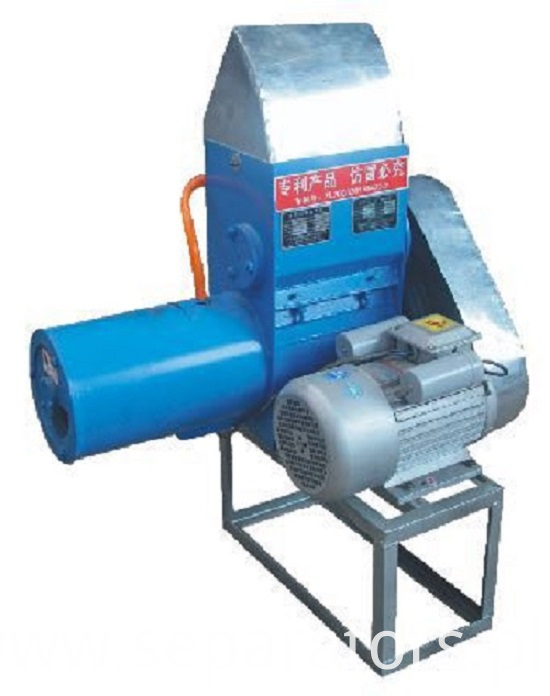 SFj-2 processed starch separator