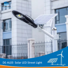 Fast Delivery for Solar Panel Street Light DELIGHT DE-AL03 solar LED Outdoor Street Light supply to Malawi Exporter