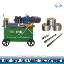 Parallel Rebar Rib Peeling And Thread Rolling Machines