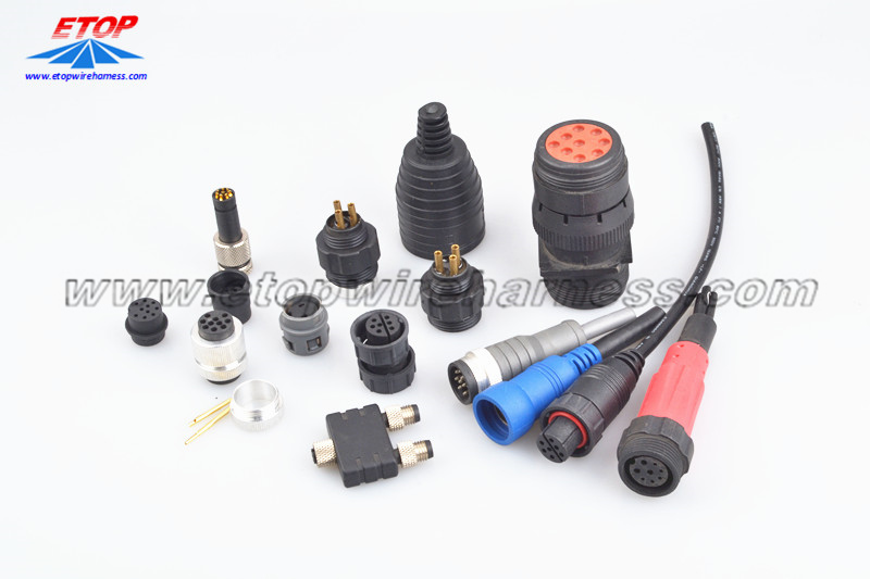 IP68 waterproof connectors