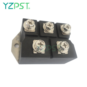 Three Phase silicon rectifier bridge 2400v