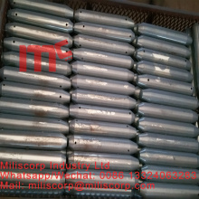 Quality Inspection for potain L68B2 Mast section pin shaft supply to Gabon Manufacturer