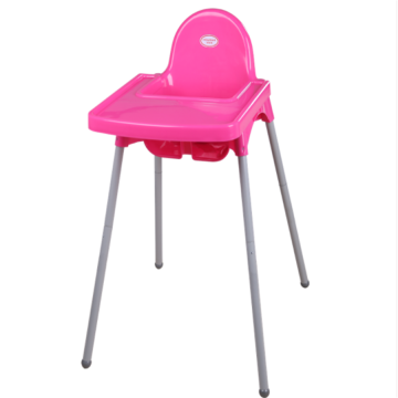 Plastic Baby High Dining Chair