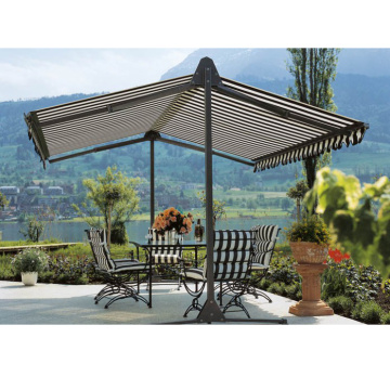 outdoor garden cheap folding aluminum window awnings