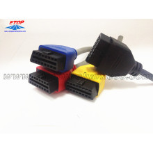 Auto OBD Male Connector