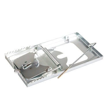 Galvanized Metal Rat Trap