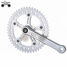 cheap fixed gear bike chainwheel bicycle /custom bike crank