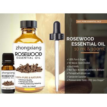 100% Pure Natural Therapeutic Grade Rosewood Essential oil