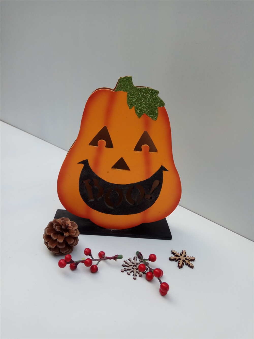 halloween pumpkin light decoration