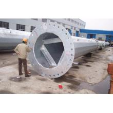 Electric Steel Pole Flange Joint Type