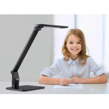 High Quality Industrial Factory for LED Touch Table Lamp With USB Port Fashion Eye Protection Office Rechargeable Desk Lamp supply to Egypt Manufacturer
