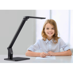 ODM for China LED Touch Table Lamp With USB Port, Touch Table Lamp Manufacturer Fashion Eye Protection Office Rechargeable Desk Lamp supply to Estonia Manufacturer