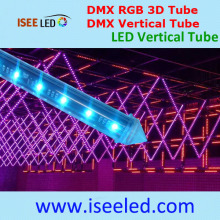Cheap for Dmx 3D Led Tube Light Club Ceiling 360 Led Tube DMX 3D Effect supply to Poland Exporter