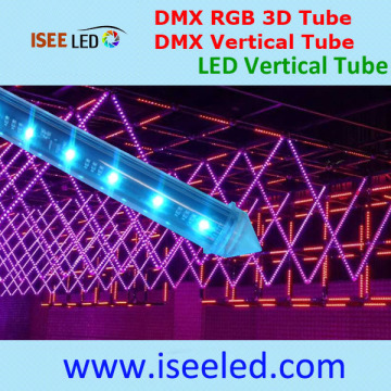 Excellent quality for 3D Deco Light Club Ceiling 360 Led Tube DMX 3D Effect export to Germany Exporter