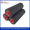 Wear Resistance Belt Conveyor Type Rubber Coated Roller