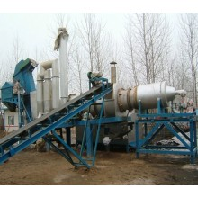 Bottom price for Portable Asphalt Mixers DHB40 Drum asphalt mixers export to Oman Wholesale