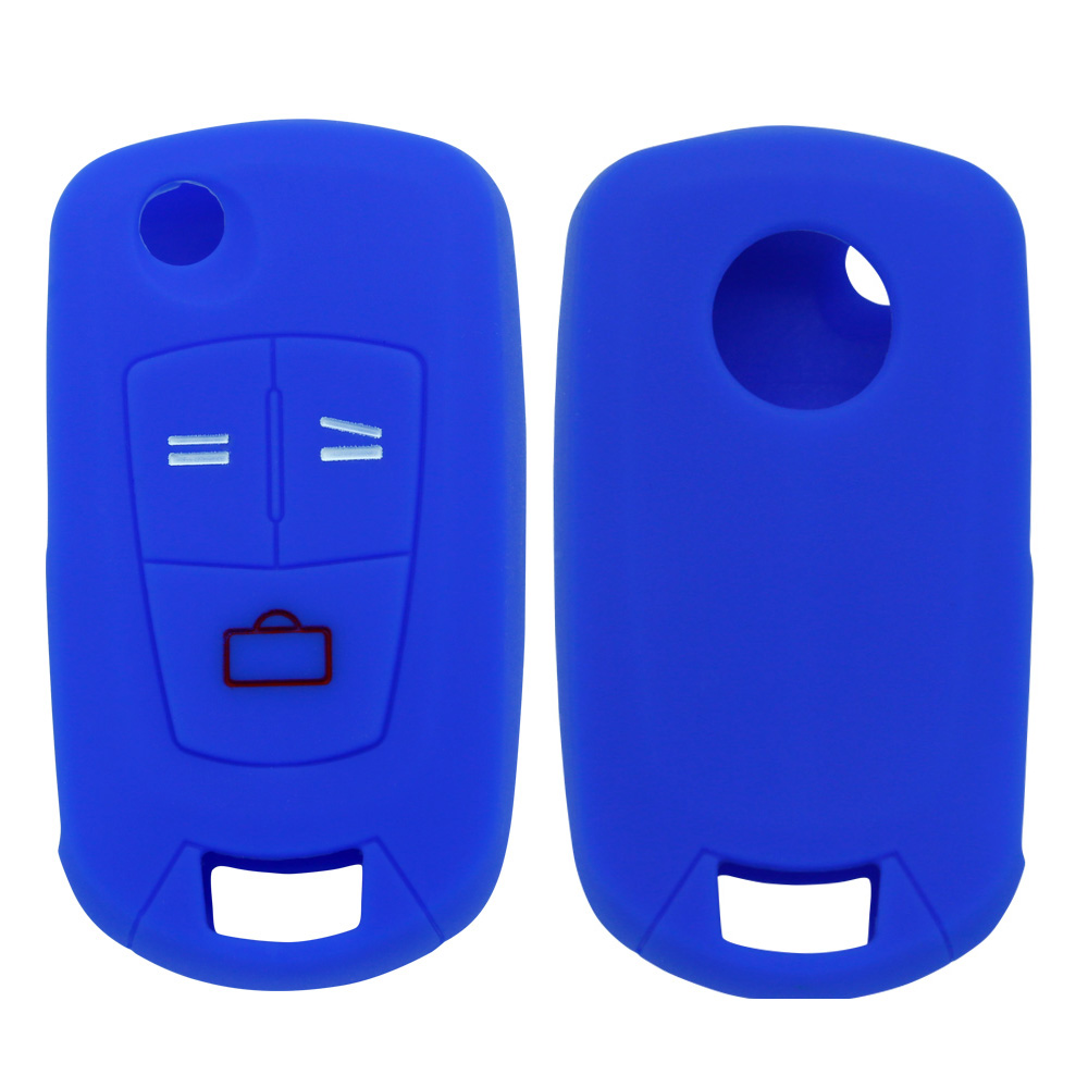 Hot Sale Promotional Silicone Key Case