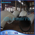 Steel pressed pipe bend fitting