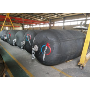 Pneumatic Marine Fenders Bunkering For Ship