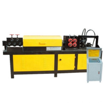 Best Quality for Cnc Cutting Machine Hydraulic Steel Bar Straightening And Cutting Machine export to Dominica Factory