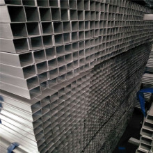 China for Steel Square Structural Galvanized Rectangular Black Hollow Pipe export to India Manufacturer