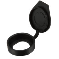 Black Waterproof Cabinet Cap