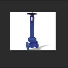 WCB Flanged Bellows Cast Steel Gate Valve