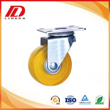 China Supplier for Mini Size Plate Caster 2 inch light duty swivel casters supply to Bangladesh Supplier