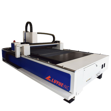 500W 1000w Fiber Laser Cutting Machine