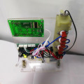 Target temperature and target volume heating module