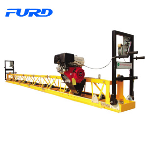 4-16m Working Length Concrete Vibratory Truss Screed Machine