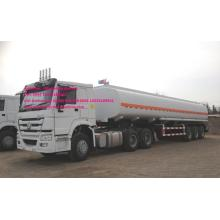 3axles oil tank trailer of cimc