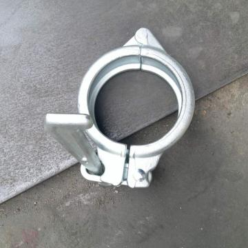 Concrete pump forged schwing wedge clamp coupling