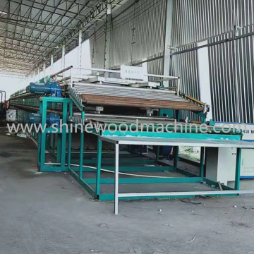 3 Deck Roller Veneer Dryer for Sale