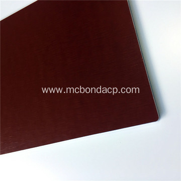 Cheap Fireproof PVDF Metal Composite Exterior Wall Panel