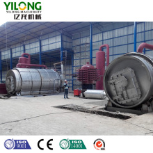 2018 Waste Plastic Pyrolysis Technology
