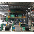 pvc pvg solid woven belt producing line