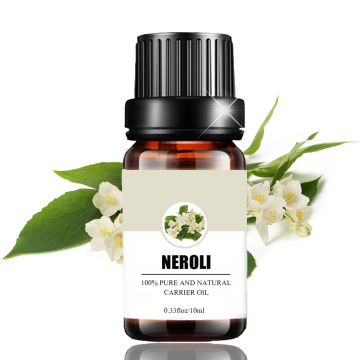 Therapeutic grade neroli essential oil 100% pure