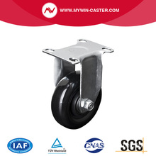 Light 3 Inch 70Kg Rigid PU Caster