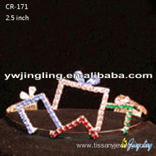 Reliable for Christmas Crowns Wholesale Custom Cheap Christmas Crowns export to Georgia Factory
