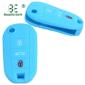 Peugeot 3008 Silicone Car Key Cover