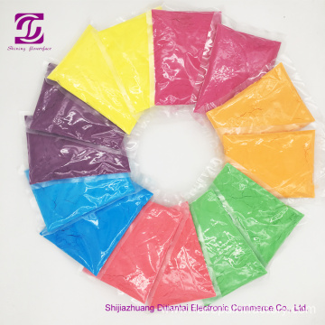 Customized Supplier for Color Holi Powder Organic Safe Holi Color Powder For Party export to Luxembourg Manufacturer