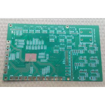 4 layer PCB layout for RF circuit boards