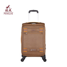 Customize color Oxford 360 spinner wheels fabirc luggage