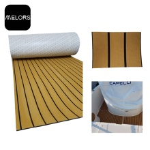 EVA Catamaran Fishing Boat Faux Teak Decking Sheet