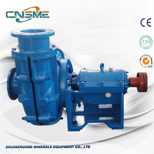A Better Slurry Pump Experience